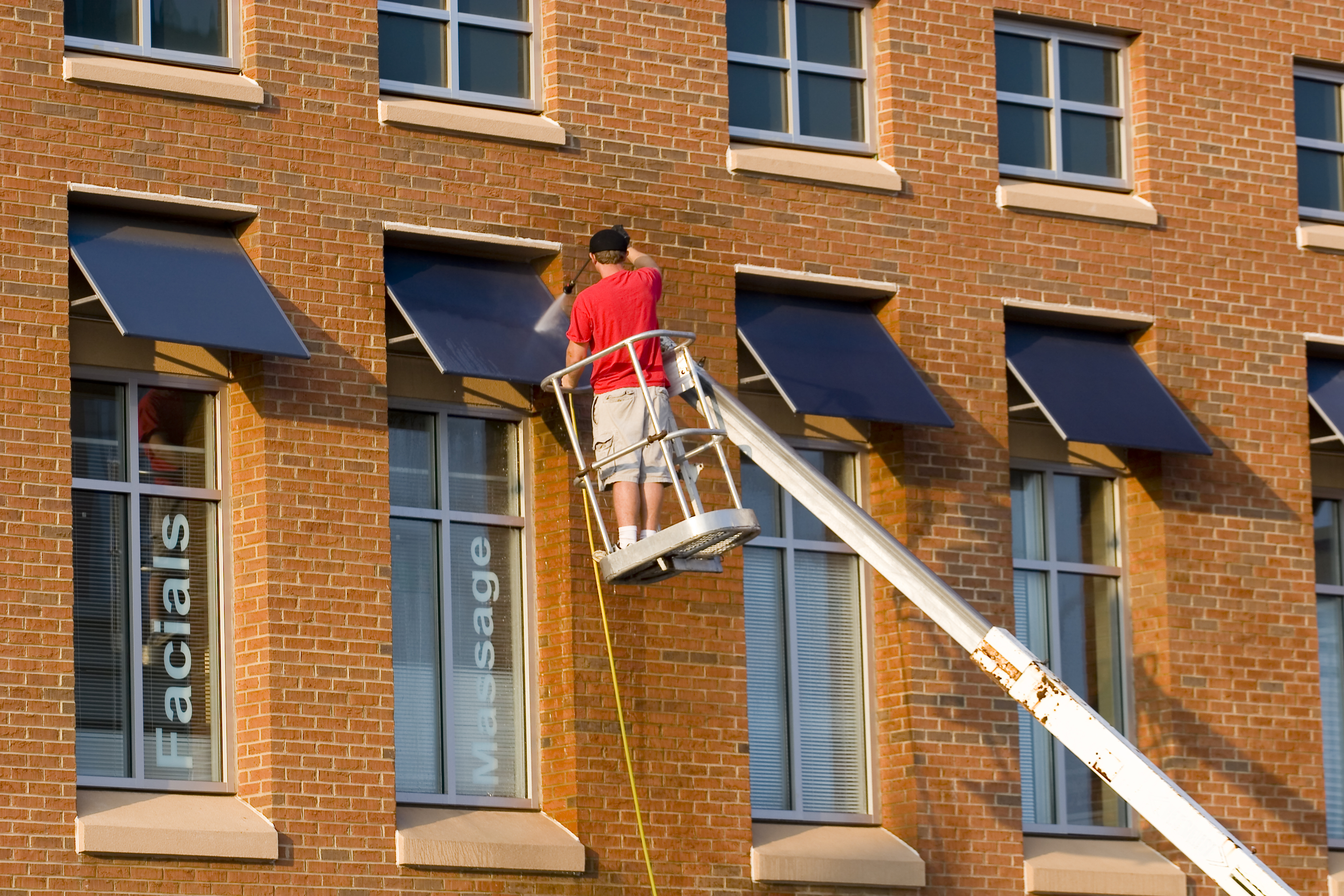 plano awning cleaning service